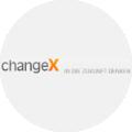 Logo changeX